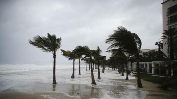 Hurricane Odile 2014