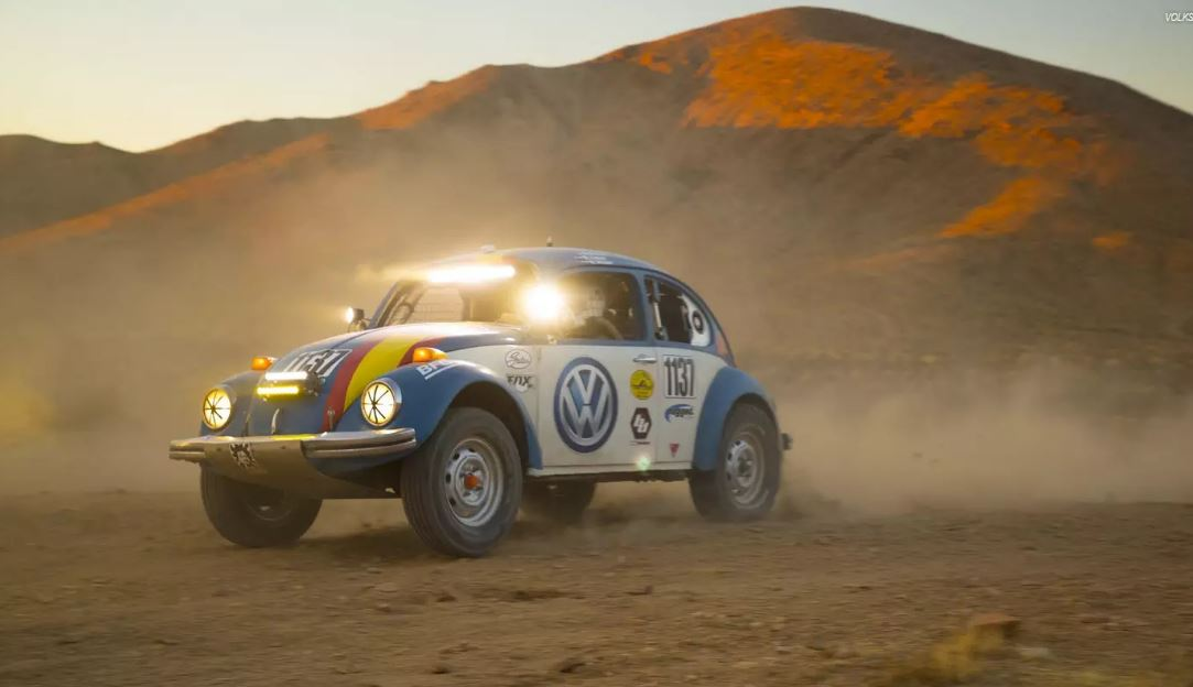 The Drive: Volkswagen Sponsors 1970 Beetle in Baja 1000