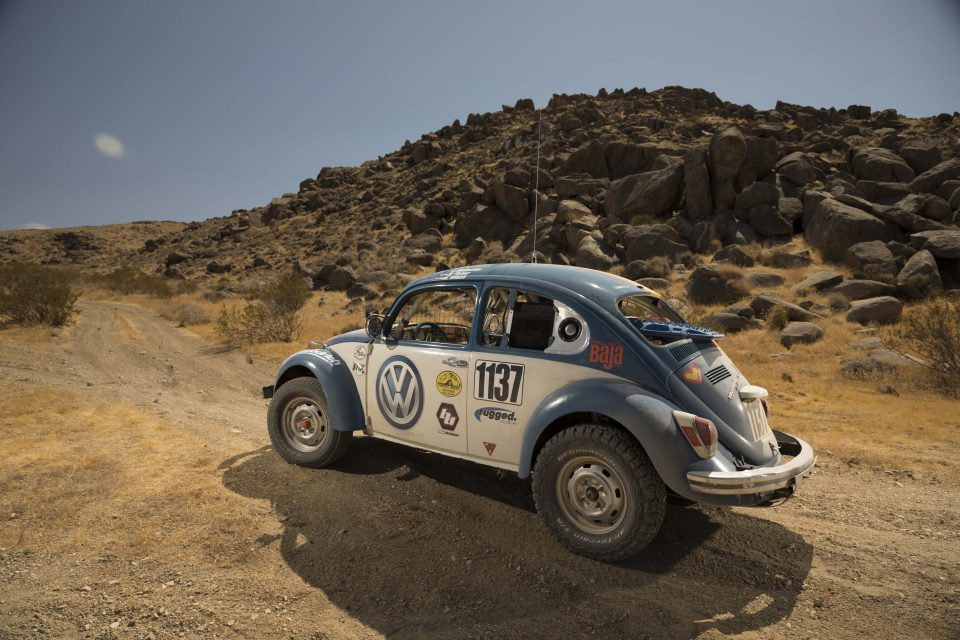 Offroad: Volkswagen USA is Sponsoring a Baja 1000-Bound Beetle