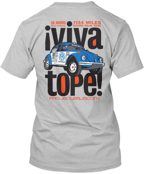 VIVA TOPE! The shirt.