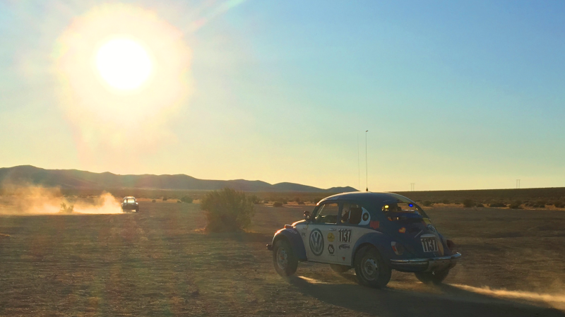 Jalopnik: What It's Like To Drive A Badass Off-Road Racing Beetle